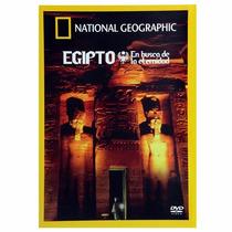 Egipto En Busca De La Eternidad . National Geografic