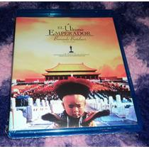 El Ultimo Emperador - Bluray Cine De Arte 1987 Ganador Oscar