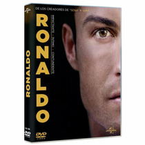 Ronaldo , Pelicula Documental Deportes En Dvd