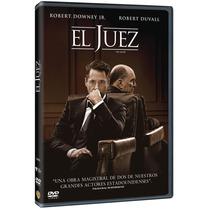 Dvd El Juez : Robert Downey Jr.