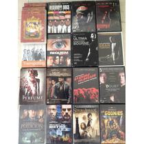 Lote Peliculas Dvd Originales Cada Pieza 50