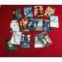 Lote De 40 Películas Originales En Dvd Con Caja Rígida.
