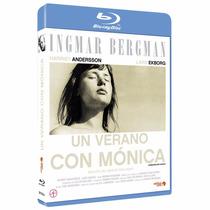 Blu-ray Original Un Verano Con Monica Ingmar Bergman Harriet