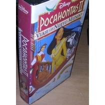 Pocahontas Volumen 2 (dos) Vhs 1a Vers Hablada En Español