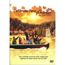 Dvd Un Verano Para Recordar ( Indian Summer ) 1993 - Mike Bi
