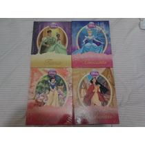 Libros De Cuentos Princesas Disney Ilustrados A Todo Color
