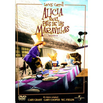 Dvd Alicia En El Pais De Las Maravillas ( Alice In Wonderlan