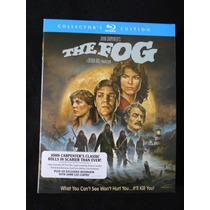 The Fog La Niebla Bluray Slipcover Edition John Carpenter