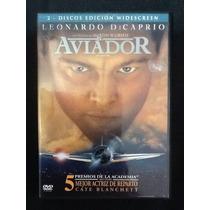 Película Dvd El Aviador