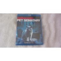 Cementerio Maldito / Pet Semetary En Bluray Nuevo Y Sellado