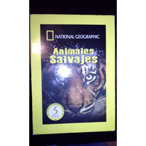Animales Salvajes National Geographic 5 Dvds