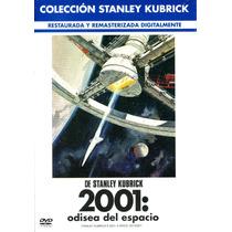 Dvd 2001 Odisea Del Espacio ( 2001 A Space Odyssey ) 1968 -