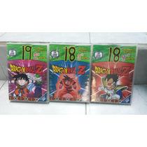 Dragon Ball Z Box 2,3, 4 Audio Espanol Dvd Original