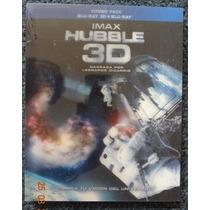 Blu-ray 3d Imax 3d Hubble Narrada Por Leonardo Dicaprio