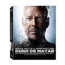 Duro De Matar Coleccion 25 Aniversario Boxset Peliculas Dvd