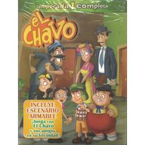 Dvd El Chavo Temporada 1 Completa