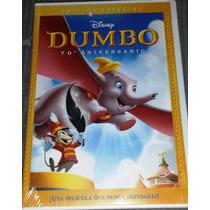Dvd Dumbo 70 Aniversario Disney