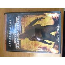 Dvd National Treasure Nicolas Cage R1