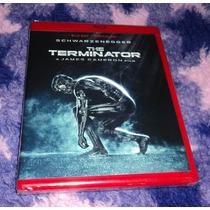 The Terminator - Bluray Edicion Restaurada 4k Importado Usa