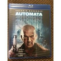 Autómata Antonio Banderas Melanie Griffith Blu-ray Nuevo