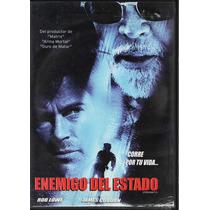 Enemigo Del Estado - Rob Lowe - James Coburn - 1 Dvd