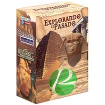 Explorando El Pasado 4 Dvds - Discovery Channel - Mn4