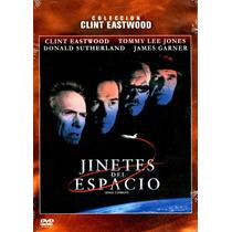 Dvd Jinetes Del Espacio ( Space Cowboys ) - Clint Eastwood