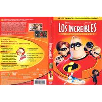 Dvd Disney Pixar Los Increibles Edicion De Coleccion Tampico