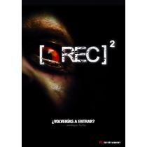Rec 2 Volverias A Entrar , Pelicula En Dvd