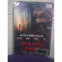 Dvd Invasión Zombie Jason Terror Gore Zombies