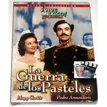 Dvd La Guerra De Los Pasteles (1944) Pedro Armendariz!!! Op4