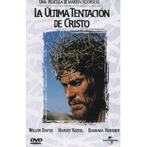 La Ultima Tentación De Cristo Dvd