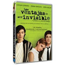 Dvd Las Ventajas De Ser Invisible : Emma Watson