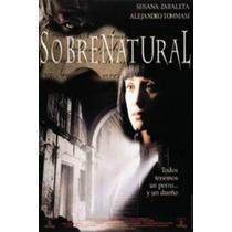 Sobrenatural Dvd Susana Zabaleta & Alejandro Tommasi