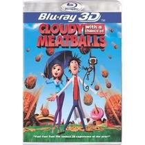 Lluvia De Hamburguesas , Pelicula Blu-ray