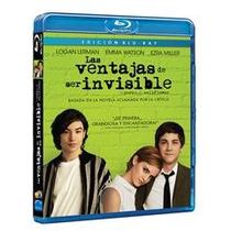 Blu-ray Las Ventajas De Ser Invisible : Emma Watson