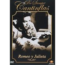 Dvd Clasico Mario Moreno Cantinflas Romeo Y Julieta Tampico