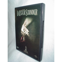 La Lista De Schindler 2 Dvds Original Region 4 Nuevos