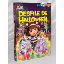 Dora La Exploradora - Desfile De Halloween Dvd Region 1 Y 4