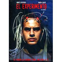 Dvd El Experimento ( Das Experiment ) 2001 - Oliver Hirschbi