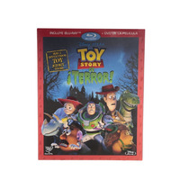 Toy Story Of Terror , Pelicula En Blu-ray + Dvd