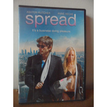 Spread Dvd Import Movie Ashton Kutcher Maria Conchita Alonso