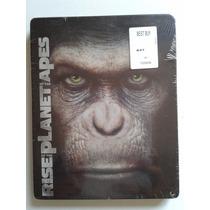 Planet Of The Apes Planeta De Los Simios Bluray Steelbook