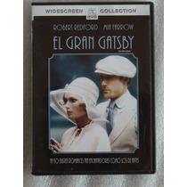 El Gran Gatsby - Robert Redford - Dvd