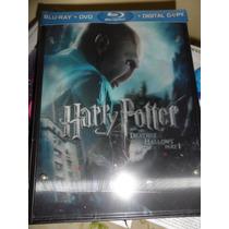 Harry Potter Las Reliquias De La Muerte Parte 1 Combo Pack
