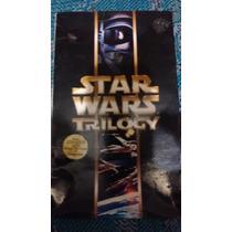 Trilogia Star Wars Episodios Iv, V, Vi Jedi, Anh, Esb, Rotj