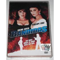 Dvd: Bandidas (2006) Salma Hayek, Penelope Cruz