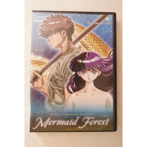 Mermaid Forest Dvd Anime Vol.1 Quest For Death Episodes 1-3