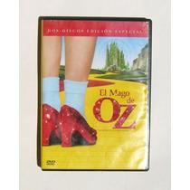 El Mago De Oz Edicion Especial Dvd Doble Mexicano 2005