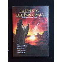 La Leyenda Del Fantasma / Juego De Niños Dvd Doble Belphegor